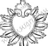 97/712/Дизайнерски печати и надписи за картички-Текстови бордъри-Текстови бордър 71