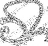 97/717/Дизайнерски печати и надписи за картички-Текстови бордъри-Текстови бордър 76