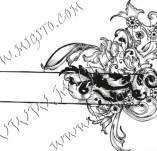 97/724/Дизайнерски печати и надписи за картички-Текстови бордъри-Текстови бордър 83