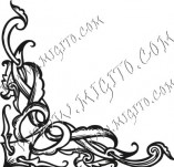 98/734/Design stamps and inscriptions-Corner-corner !