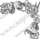 98/737/Design stamps and inscriptions-Corner-corner 4
