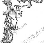 98/741/Дизайнерски печати и надписи за картички-Ъгли-Ъгъл 8