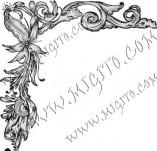 98/744/Design stamps and inscriptions-Corner-corner 11