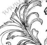 99/759/Дизайнерски печати и надписи за картички-Декоративни елементи-Декоративен елемент 1