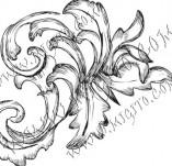 99/762/Дизайнерски печати и надписи за картички-Декоративни елементи-Декоративен елемент 4