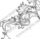 99/763/Дизайнерски печати и надписи за картички-Декоративни елементи-Декоративен елемент 5