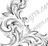 99/764/Дизайнерски печати и надписи за картички-Декоративни елементи-Декоративен елемент 6