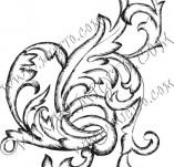 99/766/Дизайнерски печати и надписи за картички-Декоративни елементи-Декоративен елемент 8