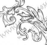 99/772/Дизайнерски печати и надписи за картички-Декоративни елементи-Декоративен елемент 14