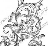 99/773/Дизайнерски печати и надписи за картички-Декоративни елементи-Декоративен елемент 15