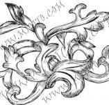 99/774/Дизайнерски печати и надписи за картички-Декоративни елементи-Декоративен елемент 16