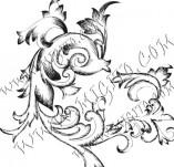 99/775/Дизайнерски печати и надписи за картички-Декоративни елементи-Декоративен елемент 17