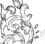 99/777/Дизайнерски печати и надписи за картички-Декоративни елементи-Декоративен елемент 19
