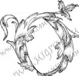 99/779/Дизайнерски печати и надписи за картички-Декоративни елементи-Декоративен елемент 21