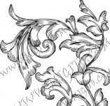 99/780/Дизайнерски печати и надписи за картички-Декоративни елементи-Декоративен елемент 22
