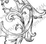 99/781/Дизайнерски печати и надписи за картички-Декоративни елементи-Декоративен елемент 24