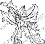 99/787/Дизайнерски печати и надписи за картички-Декоративни елементи-Декоративен елемент 30