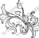 99/790/Дизайнерски печати и надписи за картички-Декоративни елементи-Декоративен елемент 33