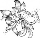 99/792/Дизайнерски печати и надписи за картички-Декоративни елементи-Декоративен елемент 35