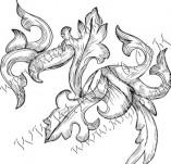 99/794/Дизайнерски печати и надписи за картички-Декоративни елементи-Декоративен елемент 37