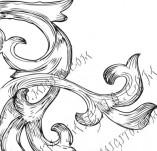 99/795/Дизайнерски печати и надписи за картички-Декоративни елементи-Декоративен елемент 38