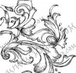 99/796/Дизайнерски печати и надписи за картички-Декоративни елементи-Декоративен елемент 39