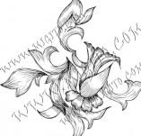 99/797/Дизайнерски печати и надписи за картички-Декоративни елементи-Декоративен елемент 40