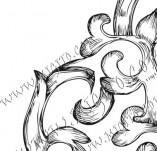 99/800/Дизайнерски печати и надписи за картички-Декоративни елементи-Декоративен елемент 43