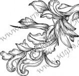 99/812/Дизайнерски печати и надписи за картички-Декоративни елементи-Декоративен елемент 55