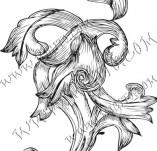99/814/Дизайнерски печати и надписи за картички-Декоративни елементи-Декоративен елемент 57