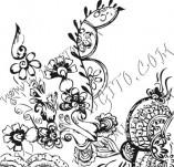 99/818/Дизайнерски печати и надписи за картички-Декоративни елементи-Декоративен елемент 61