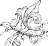 99/820/Дизайнерски печати и надписи за картички-Декоративни елементи-Декоративен елемент 63