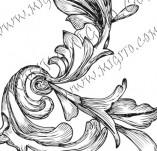 99/822/Дизайнерски печати и надписи за картички-Декоративни елементи-Декоративен елемент 65