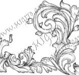 99/825/Дизайнерски печати и надписи за картички-Декоративни елементи-Декоративен елемент 68
