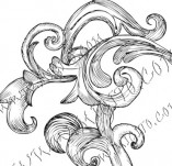 99/826/Дизайнерски печати и надписи за картички-Декоративни елементи-Декоративен елемент 69