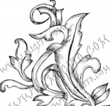 99/827/Дизайнерски печати и надписи за картички-Декоративни елементи-Декоративен елемент 70