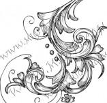 99/829/Дизайнерски печати и надписи за картички-Декоративни елементи-Декоративен елемент 72