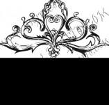99/830/Дизайнерски печати и надписи за картички-Декоративни елементи-Декоративен елемент 73