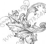 99/832/Дизайнерски печати и надписи за картички-Декоративни елементи-Декоративен елемент 75