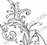99/834/Дизайнерски печати и надписи за картички-Декоративни елементи-Декоративен елемент 77