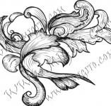99/835/Дизайнерски печати и надписи за картички-Декоративни елементи-Декоративен елемент 78