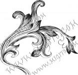 99/837/Дизайнерски печати и надписи за картички-Декоративни елементи-Декоративен елемент 80