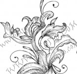 99/840/Дизайнерски печати и надписи за картички-Декоративни елементи-Декоративен елемент 83