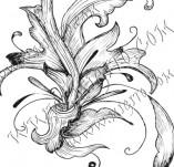 99/841/Дизайнерски печати и надписи за картички-Декоративни елементи-Декоративен елемент 84
