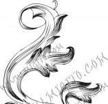 99/844/Дизайнерски печати и надписи за картички-Декоративни елементи-Декоративен елемент 87