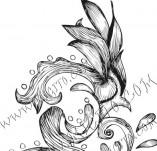 99/846/Дизайнерски печати и надписи за картички-Декоративни елементи-Декоративен елемент 89