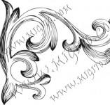 99/849/Дизайнерски печати и надписи за картички-Декоративни елементи-Декоративен елемент 92