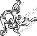 99/862/Дизайнерски печати и надписи за картички-Декоративни елементи-Декоративен елемент 106