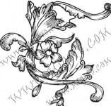 99/863/Дизайнерски печати и надписи за картички-Декоративни елементи-Декоративен елемент 107