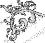 99/868/Дизайнерски печати и надписи за картички-Декоративни елементи-Декоративен елемент 112